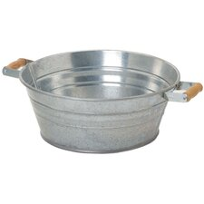 Round Tub Planter