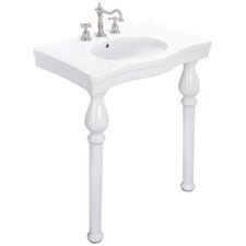 <strong>Elizabethan Classics</strong> English Turn Console Sink Leg Kit Only