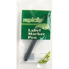 Rapiclip Label Marker Pen
