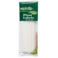 """8"""" Rapiclip Plant Labels"""