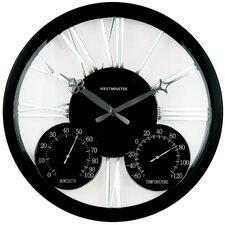 "14.57"" Doddleston Wall Clock"