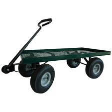 <strong>Marathon Industries</strong> Steel Frame Garden Cart