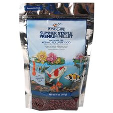 Summer Staple Premium Pellets Pond Fish Food