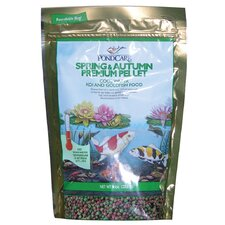 9 oz. Spring and Autumn Premium Pellets Pond Fish Food