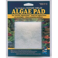 Algae Hand Pad for Acrylic