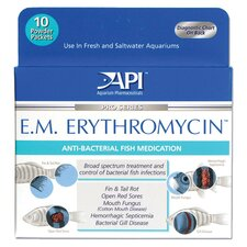 E.M. Erythromycin Powder Fish Medication