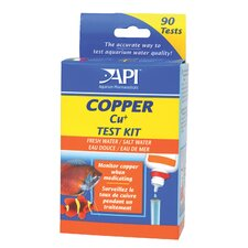 Copper Test Kit Box
