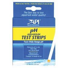 25 Count PH Test Strip