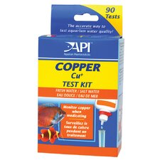 90 Test Copper Water Testing Kit 65L