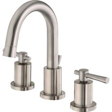 <strong>Belle Foret</strong> Ulm Widespread Bathroom Sink Faucet with Double Lever Handles