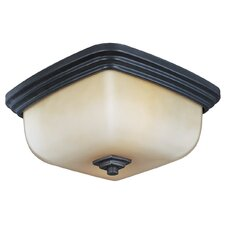 <strong>Belle Foret</strong> Galway Ceiling Mount Light