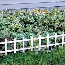1' x 3' Cape Cod Fence