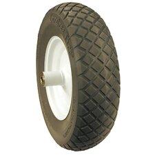 Flat Proof Wheelbarrow Wheel