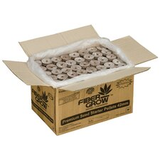 <strong>Myers/Akro Mills</strong> Fiber Grow Premium Seed Starter Pellets (Set of 1000)