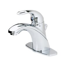 Parisa Centerset Bathroom Faucet with Single Handles