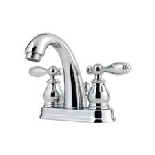 Unison Centerset Bathroom Faucet with Two Handle