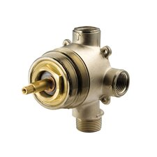"0.75"" 3 Way Tub and Shower Diverter Valve"