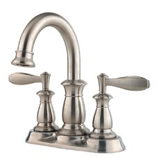 <strong>Price Pfister</strong> Langston Double Handle Centerset Bathroom Faucet