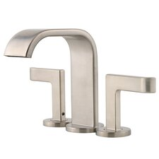 Skye Double Handle Widespread Bathroom Faucet