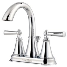 <strong>Price Pfister</strong> Saxton Double Handle Centerset Bathroom Faucet