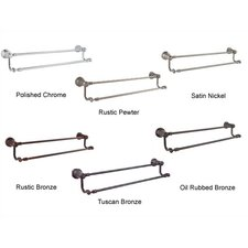 "<strong>Price Pfister</strong> Ashfield 24"" Double Towel Bar"