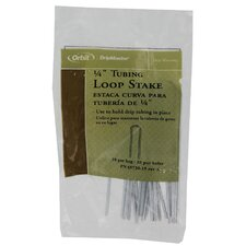 "0.25"" Loop Stakes (Set of 10)"