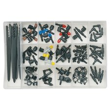 50 Piece Drip Garden Assortment Set