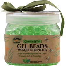Citronella Mosquito Repeller Gel Beads