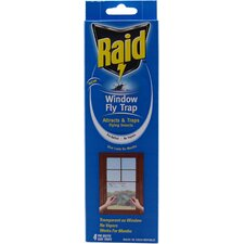 Raid Window Fly Trap (4 Pack)