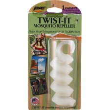 Citronella Plus Twistable Armbands Mosquito Repellent