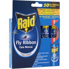 Raid Fly / Bug Catcher (10 Pack)