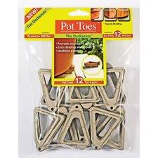 Pot Toes (Set of 12)