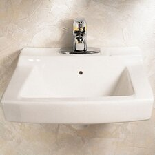<strong>American Standard</strong> Declyn Wall Mount Bathroom Sink and Wall Hanger