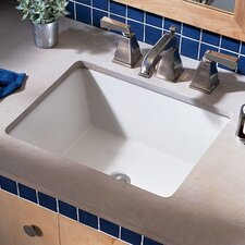 "<strong>American Standard</strong> Boulevard 6"" Undermount Bathroom Sink"