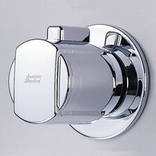 Three-Way In-Wall Diverter with Handle