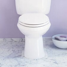 Yorkville Pressure Assisted Elongated Toilet Bowl Only