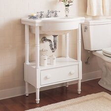 Retrospect Washstand with Bathroom Sink Set