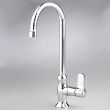 Amarilis Single Handle Single Hole Pantry and Bar Faucet with Lever Handle