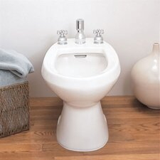Cadet Bidet for Deck Mounted Fitting Only
