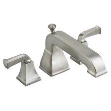 Town Square 2 Handle Deck Mount Tub Faucet