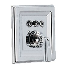 <strong>American Standard</strong> Town Square Shower Valve Trim Kit With Metal Lever Handle & EverClean