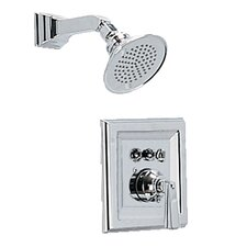 <strong>American Standard</strong> Town Square Volume Shower Faucet Trim Kit with Lever Handle and EverClean
