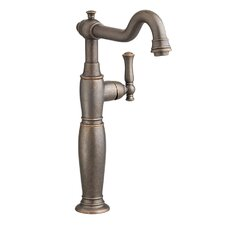 Quentin Single Handle Vessel Bathroom Faucet
