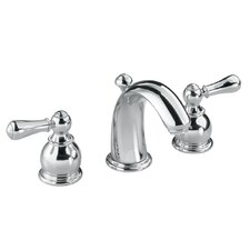 <strong>American Standard</strong> Hampton Widespread Bathroom Faucet with Double Lever Handles