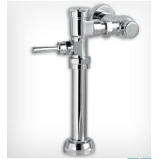 Manual Top Spud Flush Valve 1.28 GPF Elongated 1 Piece Toilet