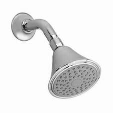 Tropic Volume Showerhead Valve with Arm and Flange