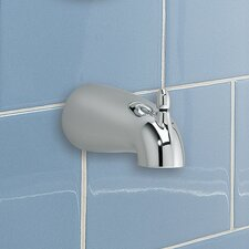 Tropic Wall Mount Tub Spout Trim with Diverter