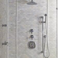 Copeland Volume Control Shower Faucet Trim Kit