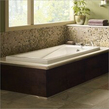 "Green Tea 60"" x 36"" Bathtub"