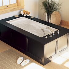 "Evolution 60"" x 32"" Deep Air Tub"